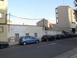 Suelo en venta en Zaragoza, Zaragoza, Calle Enrique Val, 596.100 €, 513 m2