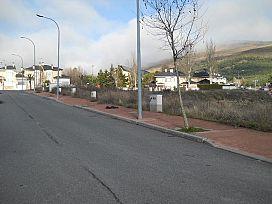 Suelo en venta en Estación de El Espinar, El Espinar, Segovia, Calle Rio Miño, 182.500 €, 225 m2