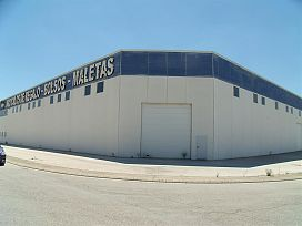 Industrial en venta en Chinchilla de Monte-aragón, Albacete, Calle Labradores, 525.300 €, 3089,8 m2