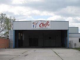 Industrial en venta en Tudela de Duero, Valladolid, Calle Cisterniga, 116.000 €, 1378 m2
