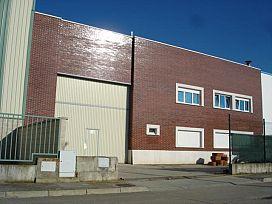 Industrial en venta en Villamuriel de Cerrato, Palencia, Calle Alemania, 216.500 €, 830 m2