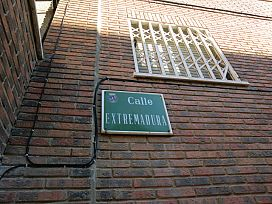 Piso en venta en Diputación de Cartagena Casco, Cartagena, Murcia, Calle Extremadura, 63.500 €, 2 habitaciones, 1 baño, 81 m2