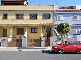 Casa en venta en La Goleta, Agüimes, Las Palmas, Calle Jergo, 205.000 €, 3 habitaciones, 2 baños, 221 m2