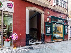 Piso en venta en Cádiz, Cádiz, Cádiz, Calle Compañía, 82.200 €, 2 habitaciones, 1 baño, 58 m2