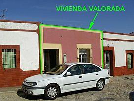 Casa en venta en Montijo, Badajoz, Calle Lope de Vega, 38.800 €, 2 habitaciones, 1 baño, 102 m2