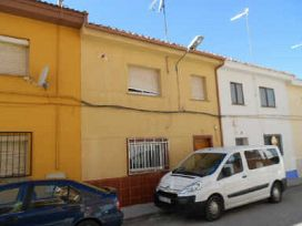 Casa en venta en Alcázar de San Juan, Ciudad Real, Calle Jose Toribio Elvira, 60.500 €, 3 habitaciones, 1 baño, 88 m2