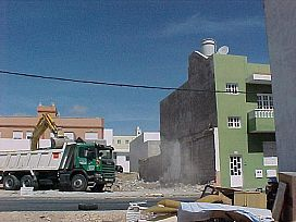Piso en venta en El Charco, Puerto del Rosario, Las Palmas, Calle Pizarro, 92.100 €, 3 habitaciones, 2 baños, 95 m2