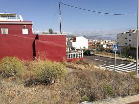 Suelo en venta en Suroeste, El Rosario, Santa Cruz de Tenerife, Calle la Monja, 102.100 €, 189 m2