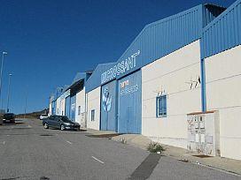 Industrial en venta en Nerva, Huelva, Calle Poligono Industrial El Peral, 56.000 €, 379 m2