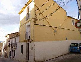 Casa en venta en Onil, Onil, Alicante, Calle Tormito, 32.400 €, 6 habitaciones, 1 baño, 148 m2