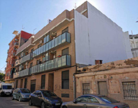 Parking en venta en Lloma Llarga, Paterna, Valencia, Calle Sant Sebastia, 124.800 €, 46 m2