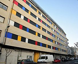 Piso en venta en Piso en Monforte de Lemos, Lugo, 80.800 €, 3 habitaciones, 94 m2