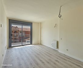 Piso en venta en Cal Rota, Berga, Barcelona, Calle Pere Iii., 126.500 €, 2 habitaciones, 1 baño, 67 m2