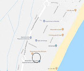 Suelo en venta en Platja D`almenara - Casablanca, Almenara, Castellón, Avenida de la Mar, 712.000 €, 2804 m2