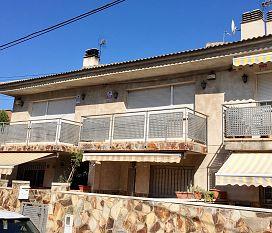 Casa en venta en Vila Vella, Sant Vicenç Dels Horts, Barcelona, Calle Burgos, 268.600 €, 4 habitaciones, 2 baños, 207 m2