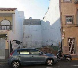 Suelo en venta en Vecindario, Santa Lucía de Tirajana, Las Palmas, Calle Hermigua, 66.200 €, 106 m2