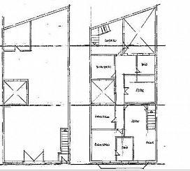 Casa en venta en Casa en Sevilla, Sevilla, 135.000 €, 5 habitaciones, 241 m2