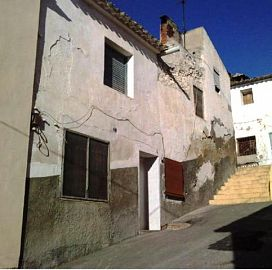 Casa en venta en La Estación, Sax, Alicante, Calle Ramon Franco, 13.585 €, 3 habitaciones, 1 baño, 124,7 m2