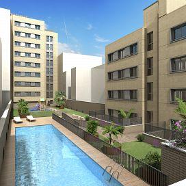 Piso en venta en El Cubo, Logroño, La Rioja, Calle Gran Via Rey Juan Carlos I, 550.000 €, 4 habitaciones, 1 baño, 175 m2