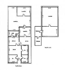 Casa en venta en Casa en Murcia, Murcia, 33.150 €, 3 habitaciones, 1 baño, 275 m2