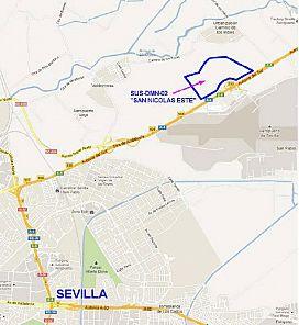 Suelo en venta en Distrito Norte, Sevilla, Sevilla, Calle Sus-dmn-02 San Nicolás Este, 4.371.700 €, 60805 m2