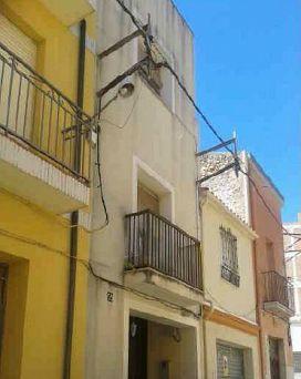 Casa en venta en Mas de Bocanegra, Ulldecona, Tarragona, Calle Purissima, 78.300 €, 4 habitaciones, 2 baños, 196 m2