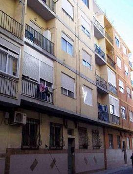 Piso en venta en Petrer, Elda, Alicante, Calle la Paz, 30.000 €, 3 habitaciones, 1 baño, 71 m2