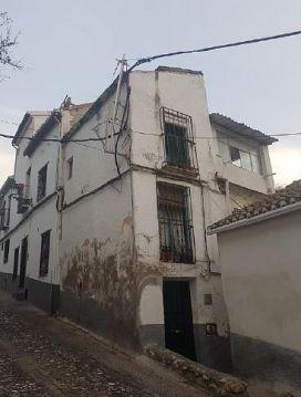 Casa en venta en Albaicín, Granada, Granada, Plaza Cruz de Arqueros, 101.500 €, 2 habitaciones, 1 baño, 87 m2