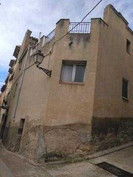 Casa en venta en El Casal, L` Albi, Lleida, Calle Castell, 55.400 €, 4 habitaciones, 1 baño, 278 m2