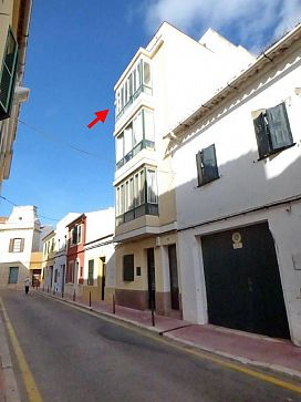 Piso en venta en Mahón, Baleares, Calle Reina, 85.000 €, 3 habitaciones, 1 baño, 95 m2