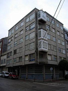 Piso en venta en Ensanche B, Ferrol, A Coruña, Calle Ponzos, 45.000 €, 3 habitaciones, 129 m2