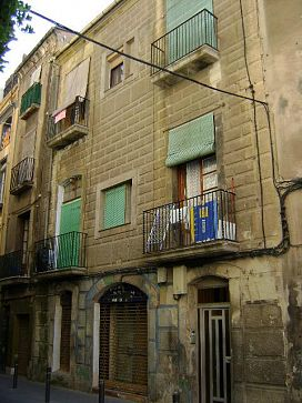 Piso en venta en Centre Històric de Manresa, Manresa, Barcelona, Calle Santa Llucia, 28.000 €, 2 habitaciones, 1 baño, 69 m2