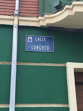 Suelo en venta en Blimea, San Martín del Rey Aurelio, Asturias, Calle Langreo, 74.000 €, 126 m2