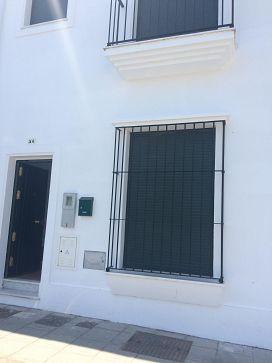 Casa en venta en San Bartolomé de la Torre, Huelva, Calle Alcalde Juan Paez Palma, 50.000 €, 2 habitaciones, 84 m2