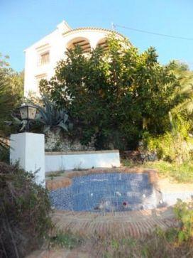 Casa en venta en Benissa, Alicante, Calle Canari, 190.000 €, 3 habitaciones, 176 m2