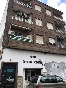 Piso en venta en El Salar, Cox, Alicante, Calle Murcia, 44.300 €, 3 habitaciones, 1 baño, 95 m2