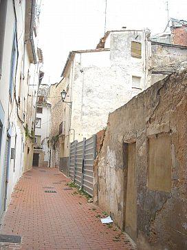 Suelo en venta en Estacio Nord, Cocentaina, Alicante, Calle Maestro Valls, 17.500 €, 45 m2
