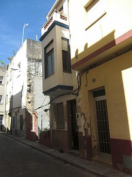 Casa en venta en Benicarló, Castellón, Calle Campaneros, 27.500 €, 2 habitaciones, 1 baño, 71 m2