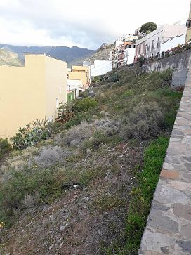 Suelo en venta en El Molinito, San Sebastián de la Gomera, Santa Cruz de Tenerife, Calle San Martin, 44.800 €, 238 m2
