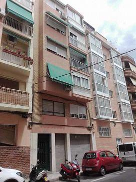 Piso en venta en Alicante/alacant, Alicante, Calle Isaac Albeniz, 46.400 €, 3 habitaciones, 1 baño, 73 m2