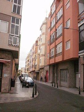 Piso en venta en Las Palmas de Gran Canaria, Las Palmas, Calle Teodoro Golfin, 71.581 €, 3 habitaciones, 1 baño, 93 m2