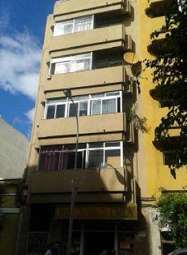 Piso en venta en Schamann, la Palmas de Gran Canaria, Las Palmas, Calle Don Pedro Infinito, 94.500 €, 2 habitaciones, 1 baño, 130 m2