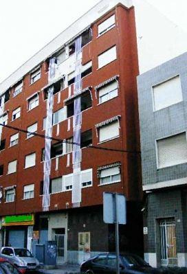 Piso en venta en Gandia, Valencia, Calle Abad Sola, 70.500 €, 4 habitaciones, 2 baños, 128,87 m2