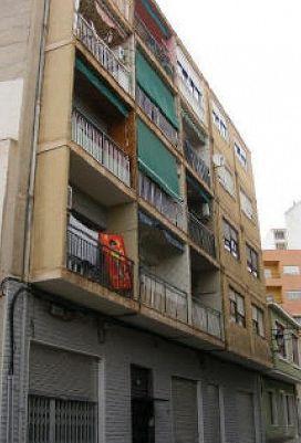 Piso en venta en Elda, Alicante, Calle Dos de Mayo, 30.000 €, 3 habitaciones, 1 baño, 96 m2