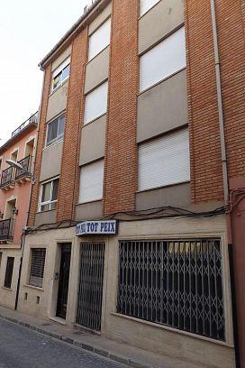 Piso en venta en Castalla, Alicante, Calle Doctor Fermin Bernabeu, 21.500 €, 3 habitaciones, 1 baño, 77 m2