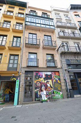 Local en venta en Pamplona/iruña, Navarra, Calle Calceteros, 895.000 €, 613 m2