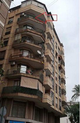 Piso en venta en El Realengo, Crevillent, Alicante, Calle Sant Mateu, 64.000 €, 3 habitaciones, 2 baños, 115 m2