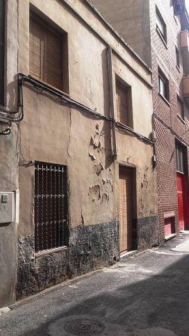 Casa en venta en Villena, Alicante, Calle Postigos, 26.104 €, 3 habitaciones, 1 baño, 112 m2