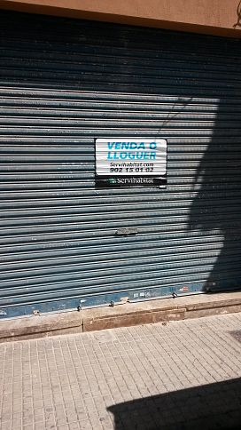 Local en venta en Palma de Mallorca, Baleares, Calle Sant Vicente Ferrer, 206.700 €, 166 m2
