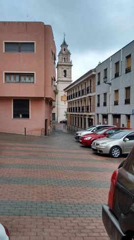 Piso en venta en Tavernes de la Valldigna, Valencia, Plaza Salvador Mifsud, 43.500 €, 3 habitaciones, 1 baño, 102 m2